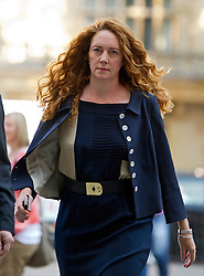 © London News Pictures. 03/09/2012. London, UK. REBEKAH BROOKS, the former chief executive of News International, arriving at Westminster Magistrates Court in London to face charges of alleged News of the World phone hacking, on September 3, 2012. Photo credit: Ben Cawthra/LNP