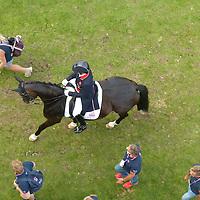 Dan Hughes - Additional Images - European Championships Aachen 2015