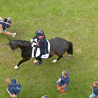 Dressage - Dan Hughes - Additional Images - European Championships Aachen 2015