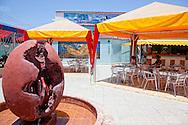 Cafe in Manzanillo, Granma Province, Cuba.