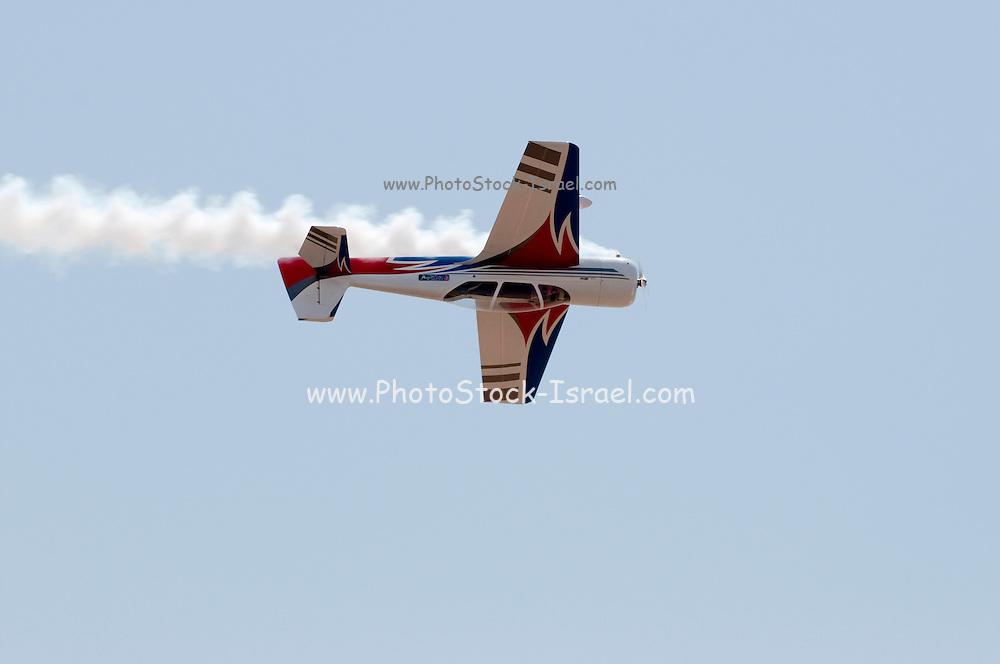 Israel, Massada Air Strip, the international radio controlled model aircraft competition June 27 2009.