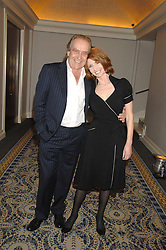 GERALD SCARFE and his wife actress JANE ASHER at the Veuve Clicquot Business Woman Award held at The Berkeley Hotel, London on 8th April 2008.<br /><br />NON EXCLUSIVE - WORLD RIGHTS