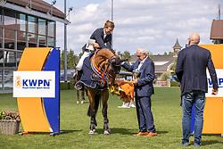 Sampson Matthew, Love De Vie<br /> KWPN Kampioenschappen 2021<br /> Valkenswaard <br /> © Hippo Foto - Dirk Caremans<br /> 11/08/2021