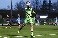 Forest Green Rovers v Cambridge United 121220