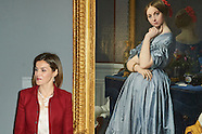 112315 Queen Letizia attends the Opening of the 'Ingres' Exhibition