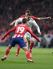 Atletico Madrid v Real Madrid - 18 November 2017