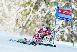 Marcel Hirscher (AUT) competes during 9th Men's Giant Slalom race of FIS Alpine Ski World Cup 55th Vitranc Cup 2016, on March 4, 2016 in Kranjska Gora, Slovenia. Photo by Vid Ponikvar / Sportida