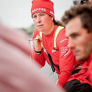 © Maria Muina I MAPFRE. Newport practice race. Regata de entrenamiento en Newport.