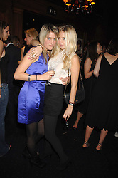 Left to right, VIOLET VON WESTENHOLZ and MARISSA MONTGOMERY at a party to celebrate the publication of the 2007 Tatler Little Black Book held at Tramp, 40 Jermyn Street, London on 7th November 2007.<br /><br />NON EXCLUSIVE - WORLD RIGHTS