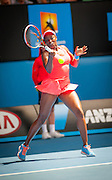 Billed as a deciding match of the fourth round, Sloane Stephens (USA) was kept from advancing to the quarterfinals by V. Azarenka (RUS)  6-3 6-2 at Melbourne's Rod Laver Arena on Monday.