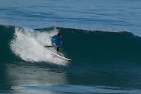 Surfing Dakota Newport