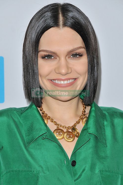Jessie J arrives at We Day California 2017 held at The Forum in Inglewood, CA on Thursday, April 27, 2017. (Photo By Sthanlee B. Mirador) *** Please Use Credit from Credit Field ***