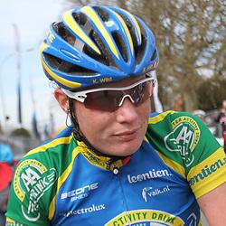 Sportfoto archief 2006-2010<br /> 2011<br /> Tour of Flanders Women Sportfoto archief 2006-2010<br /> 2011<br /> Kirsten Wild