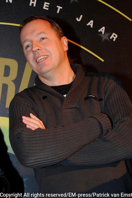 AVRO Radiogala 2011 in het Stadhuis van Hilversum.<br /> <br /> Op de foto:  Edwin Evers