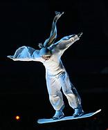 Fliegender Snowboarder © Thomas Oswald/EQ Images
