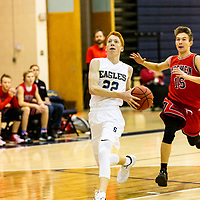 Nathan Hansen - 2019 Skyline Basketball