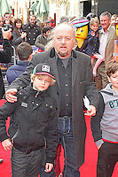 Bill Bailey, The Lego Movie - Awesome UK Screening, VUE West End, London UK, 09 February 2014, Photo by Brett D. Cove