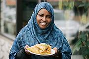 Khadro Abdi of Allee Amin East African Cuisine
