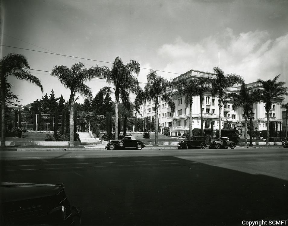 1937 Garden Court Apt on Hollywood Blvd.