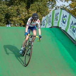 04-11-2018: Wielrennen: EK veldrijden: Rosmalen <br />Josie Nelson