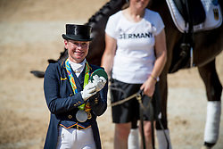 Werth Isabell, GER<br /> Olympic Games Rio 2016<br /> © Hippo Foto - Dirk Caremans<br /> 15/08/16