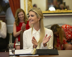 First Daughter and Advisor to the President Ivanka Trump attends a Women, Peace, and Security Roundtable with the U.S. Foreign Relations Committee at the U.S. Capitol in Washington DC, USA, on June 11, 2019. Photo by Stefani Reynolds / CNP/ABACAPRESS.COM