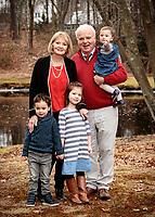 Inagh Kennedy Family Session East Walpole MA 12-27-19