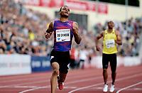 Friidrett , 15. juni 2017 ,  Diamond League , Bislett Games<br /> Andre de Grasse , Can 100 m