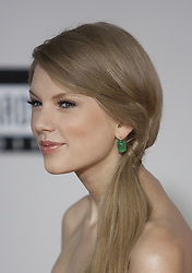 August 10, 2017 - Los Angeles, California, United States of America - Taylor Swift testified on Thursday August 10, 2017 in a Denver Court in Denver Colorado accusing DJ David Muller of groping her. FILE PHOTO: Taylor Swift arrives at the 2011 American Music Awards held Sunday, 20 November 2011 at the Nokia Theater in Los .Angeles, California. JAVIER ROJAS/PI (Credit Image: © Prensa Internacional via ZUMA Wire)
