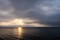 Sunrise in mevagissey  cornwall photo by mark anton smith
