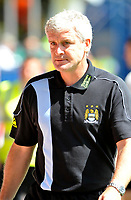 Manchester City manager Mark Hughes<br />