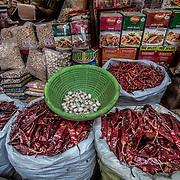 20190205 Calcutta, West Bengal Indien<br /> New Market Kolkata<br /> Kryddor på New Market<br /> <br /> FOTO : JOACHIM NYWALL KOD 0708840825_1<br /> COPYRIGHT JOACHIM NYWALL<br /> <br /> ***BETALBILD***<br /> Redovisas till <br /> NYWALL MEDIA AB<br /> Strandgatan 30<br /> 461 31 Trollhättan<br /> Prislista enl BLF , om inget annat avtalas.