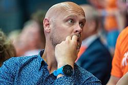 28-05-2019 NED: Volleyball Nations League Netherlands - Brazil, Apeldoorn