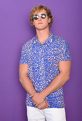LOS ANGELES - AUGUST 13: Logan Paul at FOX's 'Teen Choice 2017' at the Galen Center on August 13, 2017 in Los Angeles, California. (Photo by Frank Micelotta/FOX/PictureGroup)