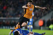 Hull City v Brighton and Hove Albion 090116