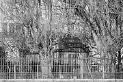Putney, London,  Tideway Week, OUWBC. Oxford<br /> Harrods Village, William Hunt Mansions,<br />  Championship Course. River Thames, <br /> <br /> Tuesday  28/03/2017<br /> [Mandatory Credit; Credit: Peter Spurrier/Intersport Images.com ]