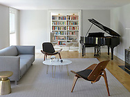 Living Room. Architect: Platt Dana