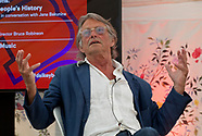 Bruce Robinson in interview at the Dalkey Book Festival