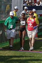 Beach to Beacon 10K , Dave MacGillivray , Margaret Wangaru, women's champion, , medical team responds to exhausted runner
