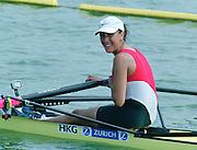 St Catherines, CANADA,  Women's  Lightweight Single Sculls Sculls . USA. LW1X. Fenella NG, 1999 World Rowing Championships - Martindale Pond, Ontario. 08.1999..[Mandatory Credit; Peter Spurrier/Intersport-images]     ...St Catherines, CANADA,  Women's  Lightweight Single Sculls Sculls . USA. LW1X. Fenella NG, 1999 World Rowing Championships - Martindale Pond, Ontario. 08.1999..[Mandatory Credit; Peter Spurrier/Intersport-images]     ... 1999 FISA. World Rowing Championships, St Catherines, CANADA