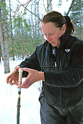 Kris Timmerman Preparing Jab Stick