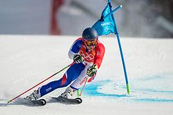 18-02-2018 KOR: Olympic Games day 9, Pyeongchang<br /> Alpine Skiing Men's Giant Slalom at Yongpyong Alpine Centre / Alexis Pinturault of France