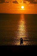 Romantic Stroll at Sunset On Seven Mile Beach Grand Cayman