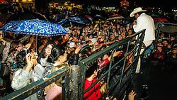 Projeto Música Ciranda Riograndense, com o apoio do Ministério da Cultura e Banrisul, durante a 39ª Expointer, Exposição Internacional de Animais, Máquinas, Implementos e Produtos Agropecuários. A maior feira a céu aberto da América Latina,  promovida pela Secretaria de Agricultura e Pecuária do Governo do Rio Grande do Sul, ocorre no Parque de Exposições Assis Brasil, entre 27 de agosto e 04 de setembro de 2016 e reúne as últimas novidades da tecnologia agropecuária e agroindustrial. FOTO: Itamar Aguiar/ Agência Preview