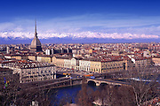 PANORAMA DI TORINO © LUIGI BERTELLO / PHO-TO.IT