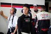 June 13-18, 2017. 24 hours of Le Mans. Kazuki Nakajima, Toyota Racing, Toyota TS050 Hybrid