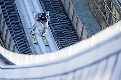 31.12.2017, Olympiaschanze, Garmisch Partenkirchen, GER, FIS Weltcup Ski Sprung, Vierschanzentournee, Garmisch Partenkirchen, Training, im Bild Peter Prevc (SLO) // Peter Prevc of Slovenia during his Practice Jump for the Four Hills Tournament of FIS Ski Jumping World Cup at the Olympiaschanze in Garmisch Partenkirchen, Germany on 2017/12/31. EXPA Pictures © 2017, PhotoCredit: EXPA/ Jakob Gruber