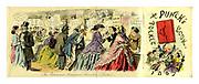 Mr Punch's Pocket Book 1867. The Matrimonial Arrangement Association (Limited)