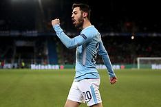 FC Basel v Manchester City 14 Feb 2018