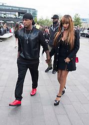 Rapper Ne-Yo arrives at the Versace runway show for London Fashion Week 2017. 17 Sep 2017 Pictured: Ne-Yo. Photo credit: MEGA TheMegaAgency.com +1 888 505 6342